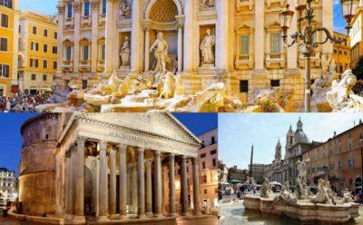 Alojarse en el corazón de la Roma barroca