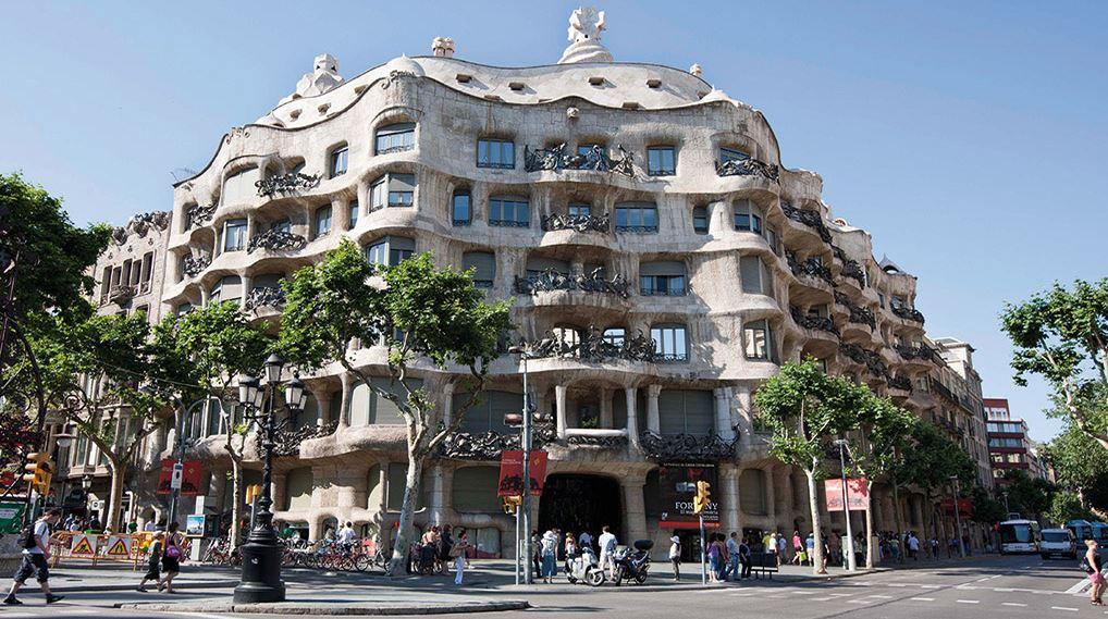 D Nde Alojarse En Barcelona 2018 Mejores Hoteles Y Zonas