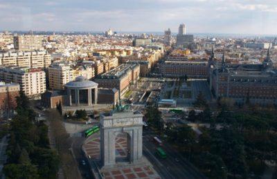 Alojarse en Madrid cerca de Moncloa