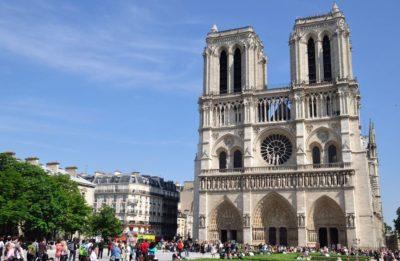 Alojarse en Paris cerca de la Catedral de Notre Dame