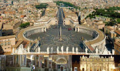 Alojarse en Roma cerca de El Vaticano