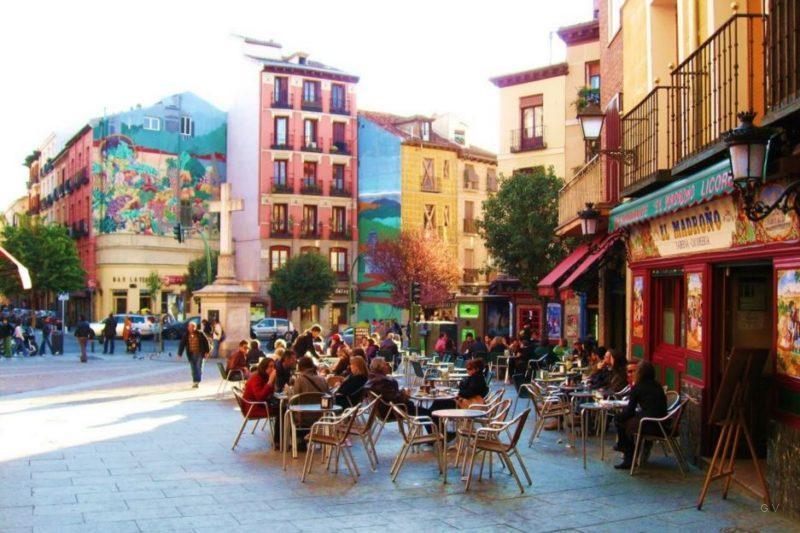 barrio de la latina madrid