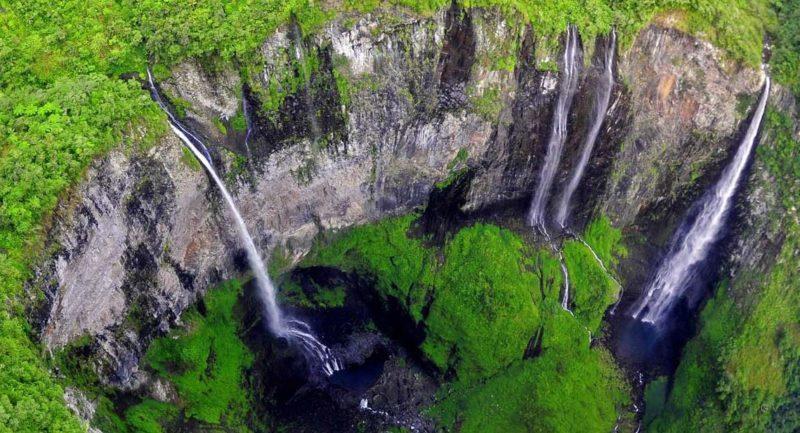 cascada isla reunion
