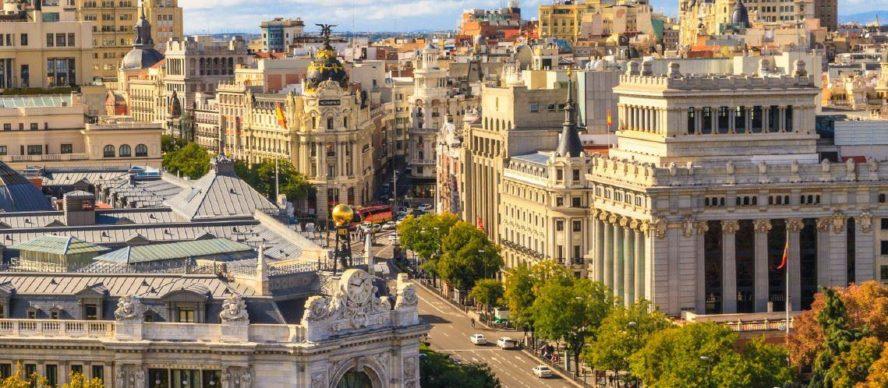 D nde alojarse en madrid 2018 mejores hoteles y zonas for Hoteles vanguardistas en madrid