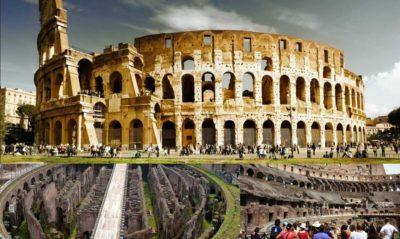 Dormir en Roma cerca de El Coliseo la antigua Roma