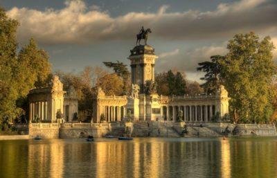 Dormir en Madrid cerca de El Retiro