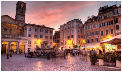 Dormir cerca de Trastevere Roma