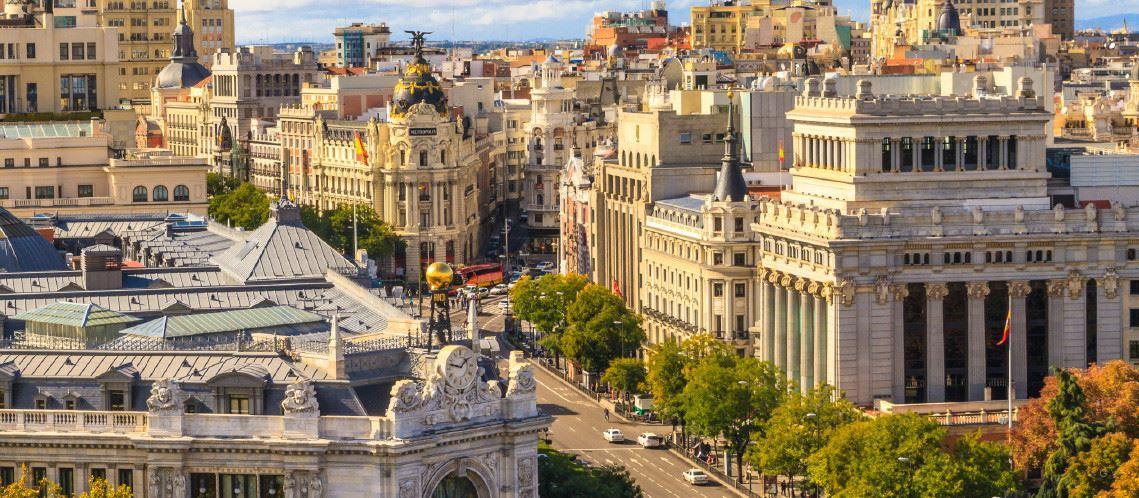 D nde alojarse en madrid 2018 mejores hoteles y zonas for Hoteles recomendados en madrid