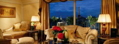 hoteles paris