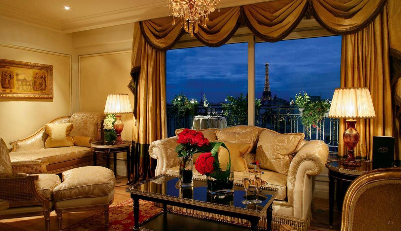 D nde alojarse en paris 2018 mejores hoteles y zonas for Hoteles de diseno en paris