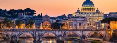 hoteles roma donde dormir