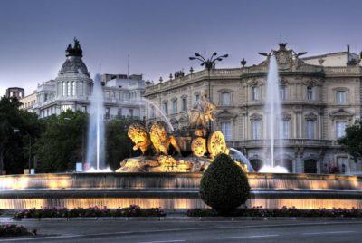 Quedarse en el Centro de Madrid para visitar la ciudad