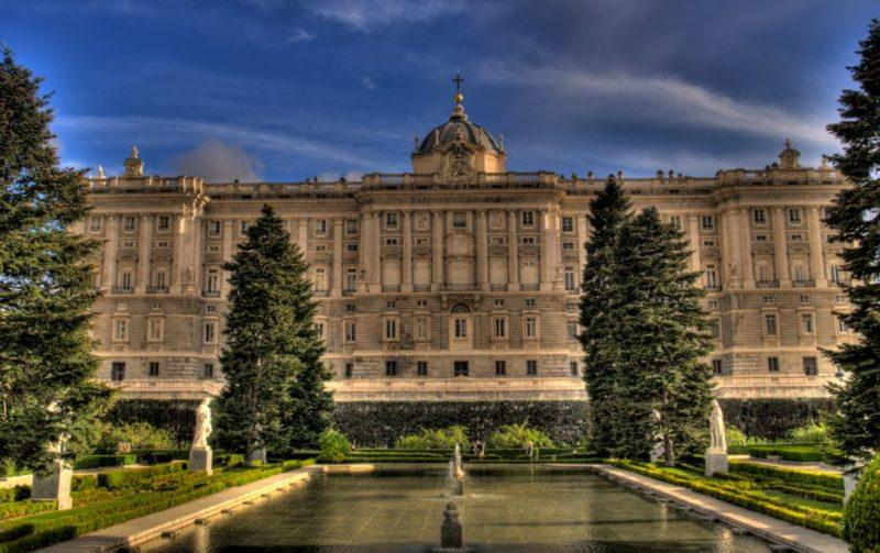 visitar palacio real madrid