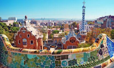 zonas donde dormir barcelona
