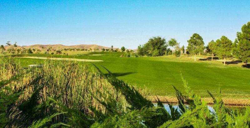 golf hotel monasterio de piedra