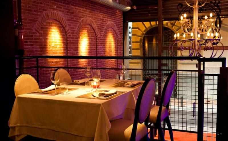 restaurante frances petit comite madrid