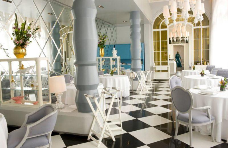 Top 5 restaurantes de lujo en madrid - Terrazas romanticas madrid ...