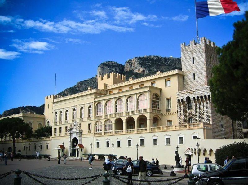 palacio principe monaco