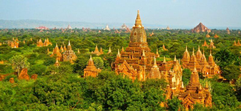 vacaciones myanmar