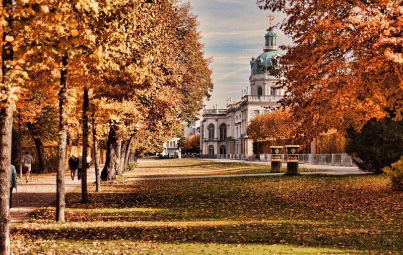 visitar parque del castillo charlottenburg berlin
