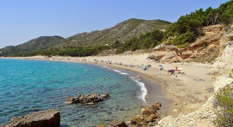 playa de mar bella