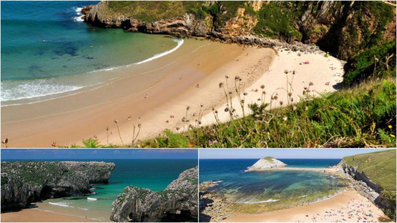 playa torimbia llanes