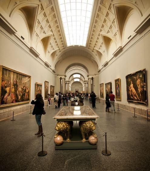 visitar museos madrid