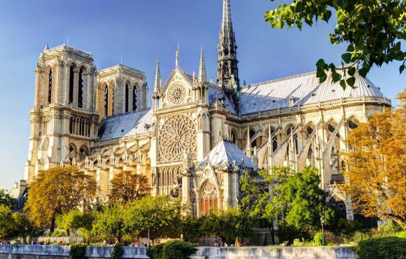 catedral notre dame que visitar en paris