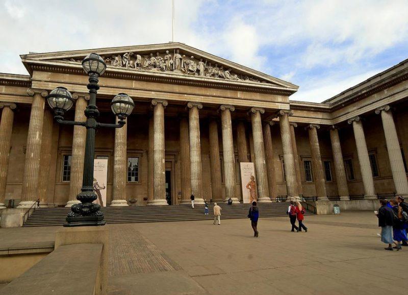 museo britanico exterior