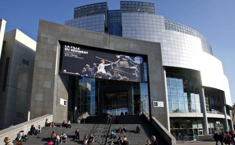 ver en paris opera nacional bastille