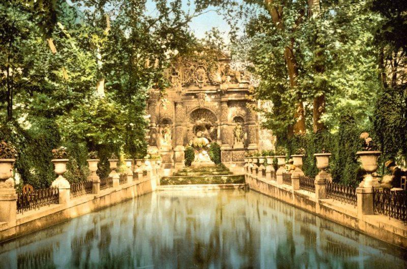 visitar en paris jardines de luxemburgo