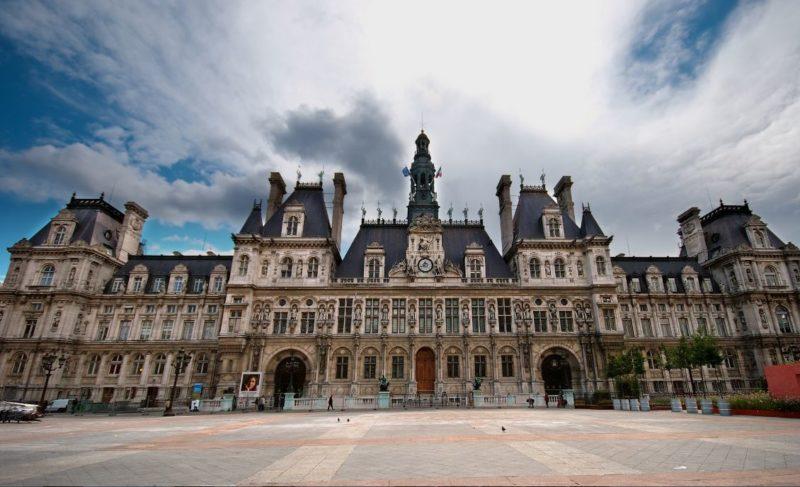 visitar hotel de ville paris