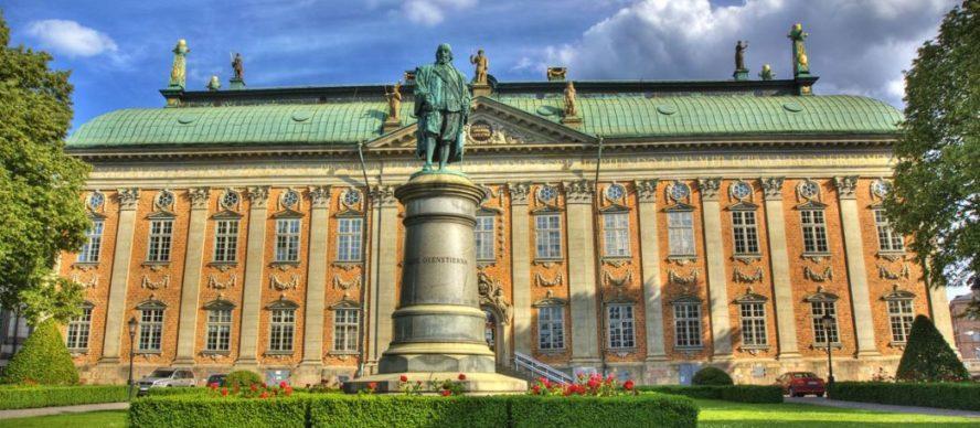 palacio riddarhuset