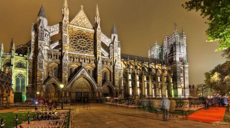 Abadía de Westminster de Londres o Iglesia colegiata de San Pedro