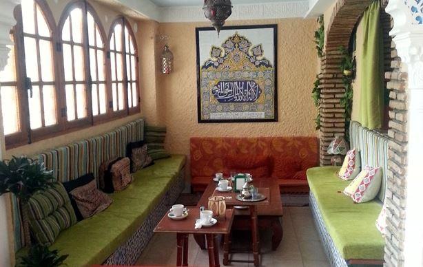 restaurante vegetariano almeria