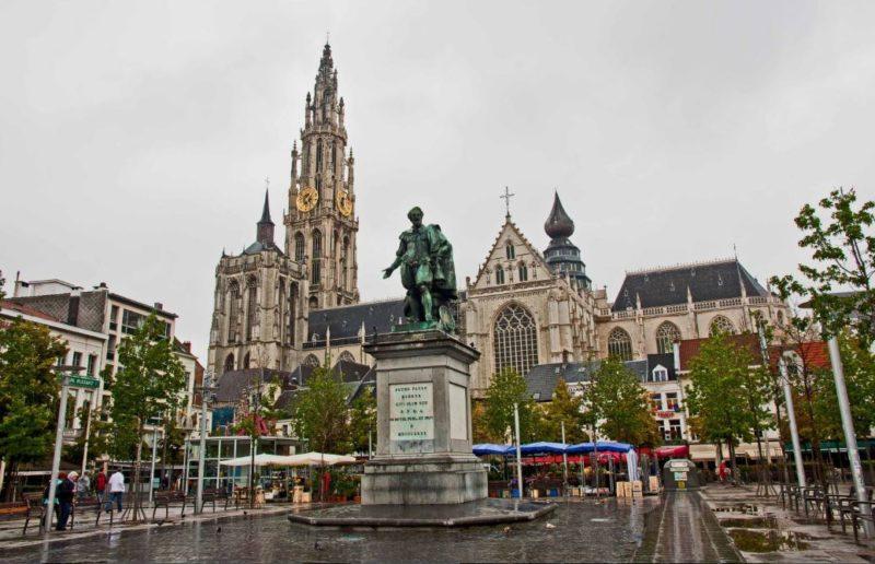 amberes bonita ciudades europa