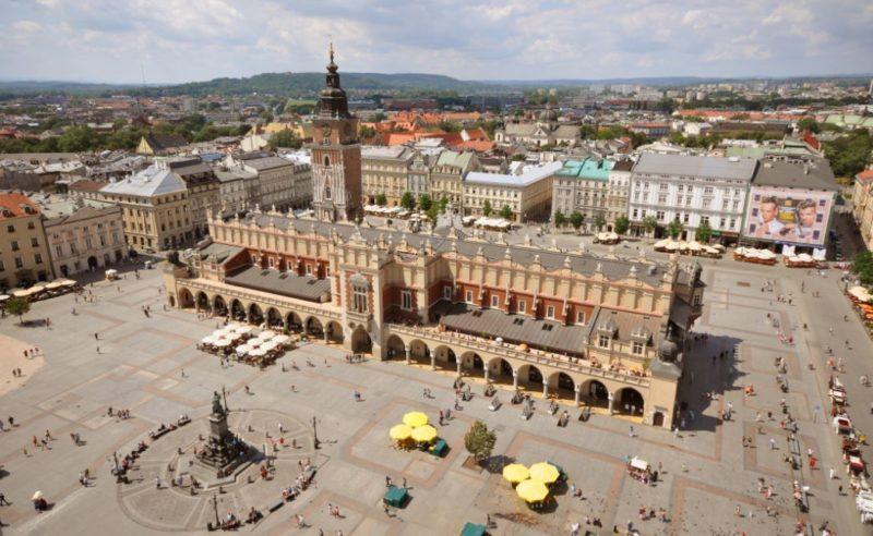 ciudades bonitas europa cracovia