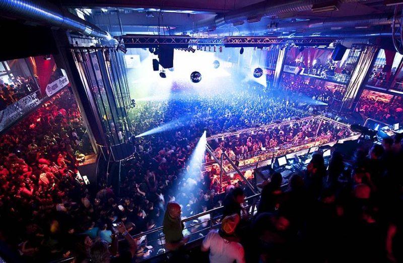 discoteca fabrik madrid