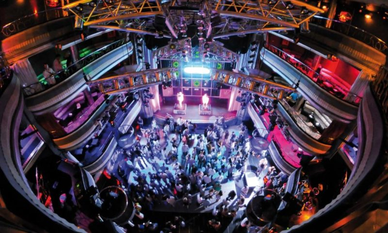 discoteca kapital madrid