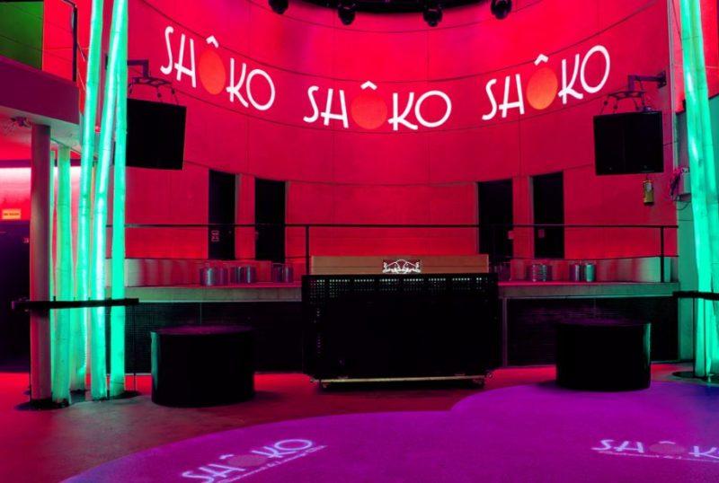 discoteca shoko madrid