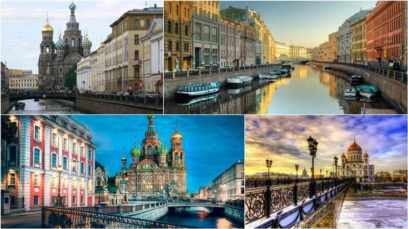 san petesburgo vacaciones europa