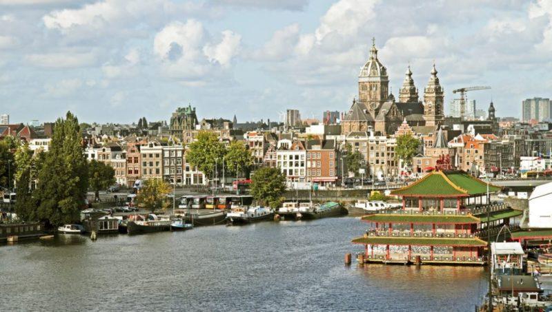 vacaciones ciudad amsterdam