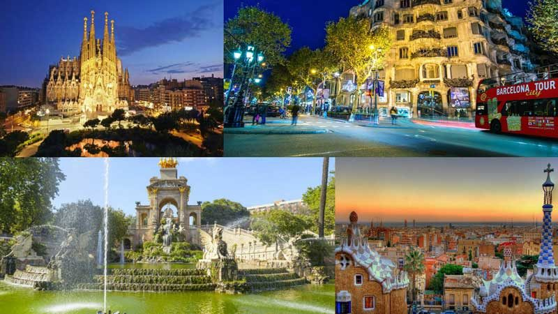 visitar ciudad barcelona