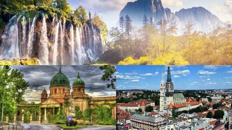 zagreb ciudades bonitas europa