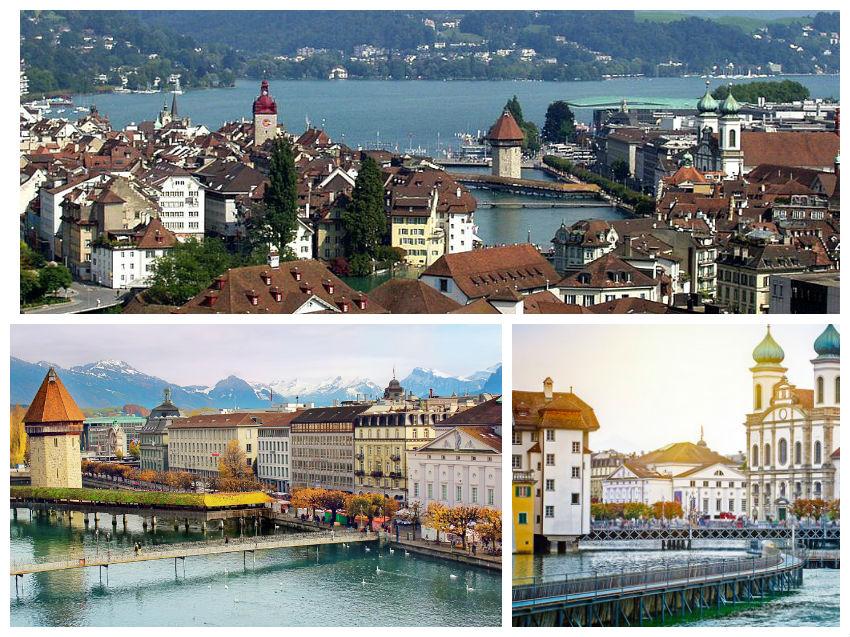 lucerna ciudad suiza