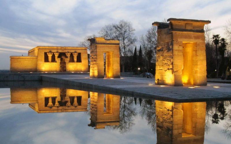 lugares-romanticos-visitar-madrid-debod