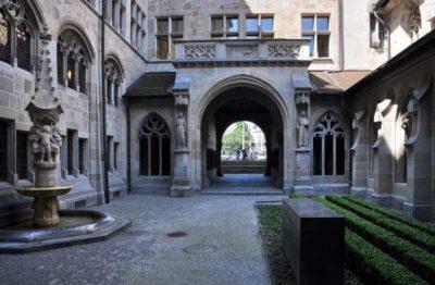 Abadía Fraumünster