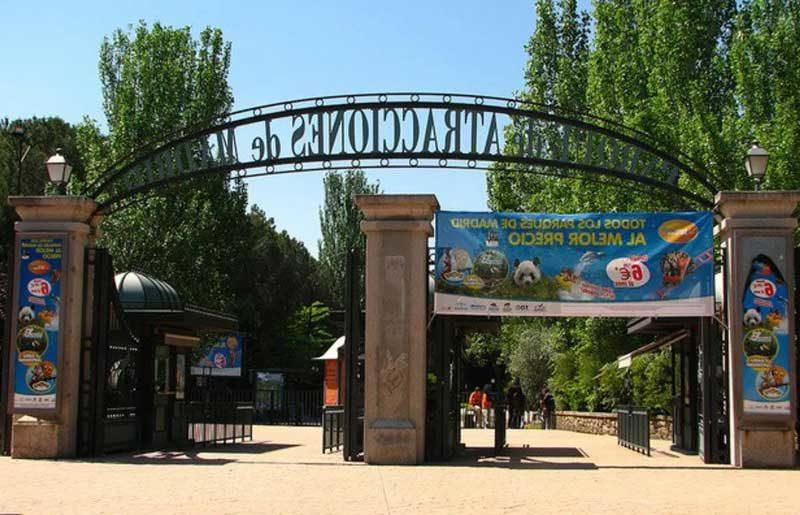 Parque de atracciones Casa de Campo