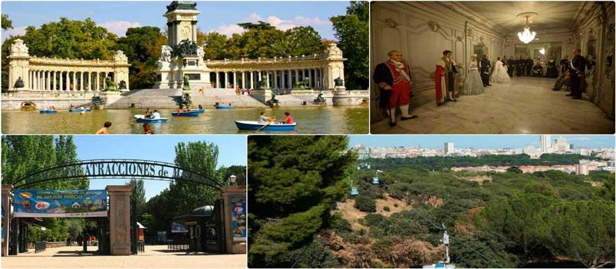 visitar madrid verano