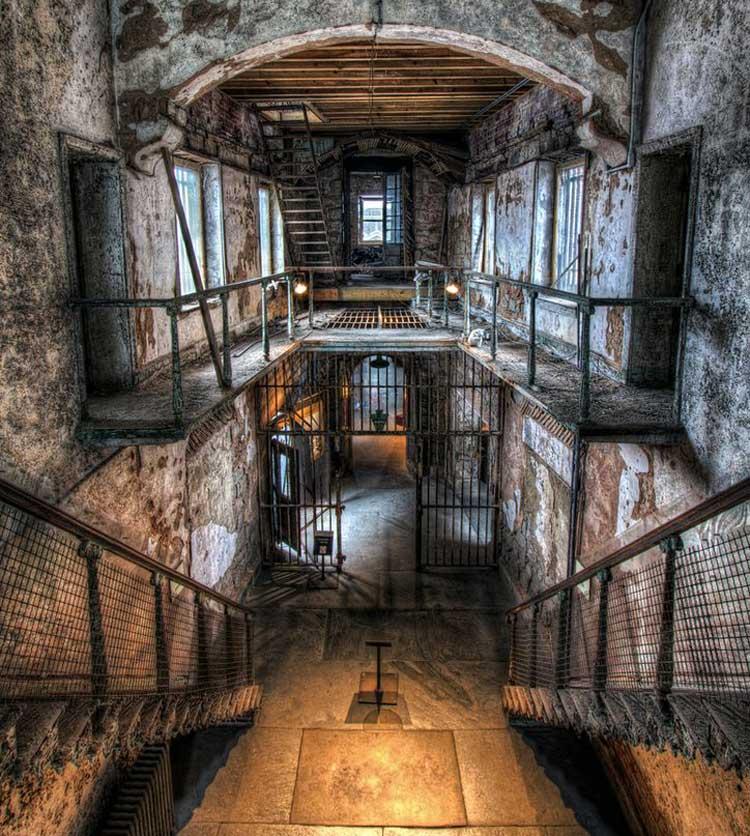 Los fantasmas prisioneros en la Penitenciaría de West Virginia